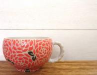 nicorico 林 理子作陶展「いつも使える春色のうつわたち」
