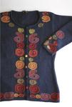 手編み アルパカ セーター展