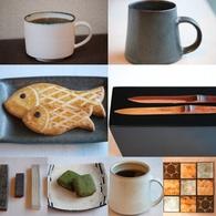 コーヒーと焼き菓子展