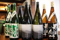 酢飯屋 2月のお酒