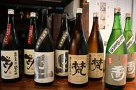 酢飯屋 4月のお酒