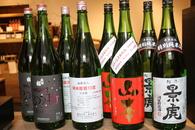 酢飯屋 11月のお酒