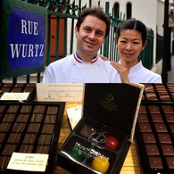 【サロン デュ ショコラ連動緊急企画!】パリの超一流パティシエ・ショコラティエと、「深くショコラを楽しむ会」
