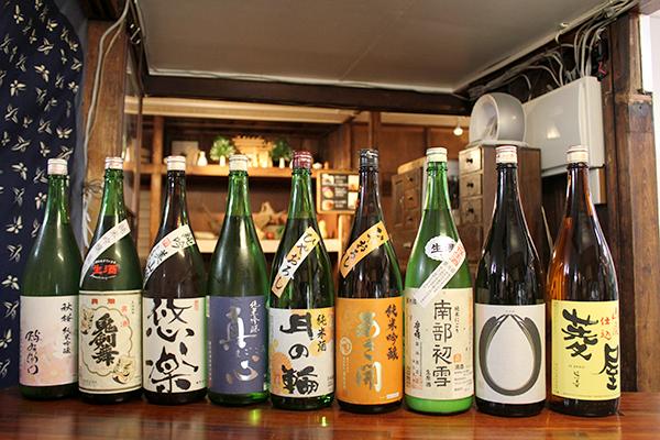 岩手県の地酒1