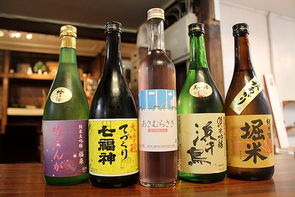 岩手県の地酒2